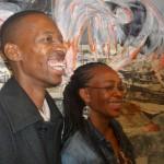 Nondumiso Hlwele and Thobani NCAPAI