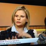 Claire Cunningham on Channel 4