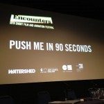 Push Me in 90 seconds