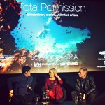 a screen shot of Total Permission Screening